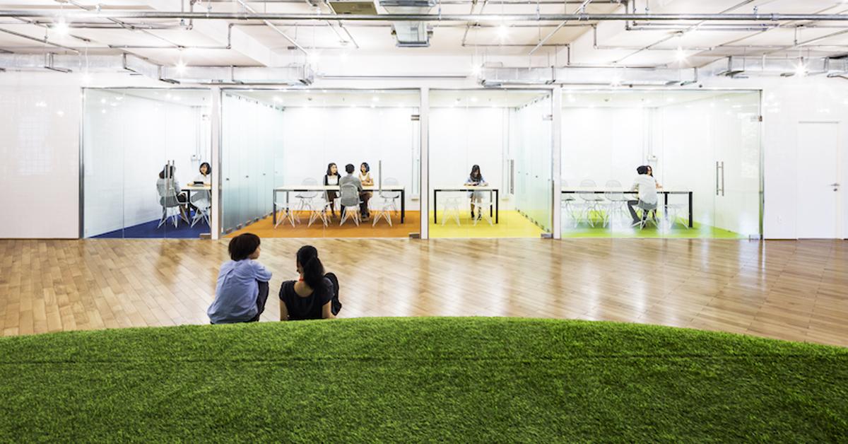 Chiêm ngưỡng văn phòng làm việc đáng mơ ước nhất dành cho lập trình viên trong năm 2018