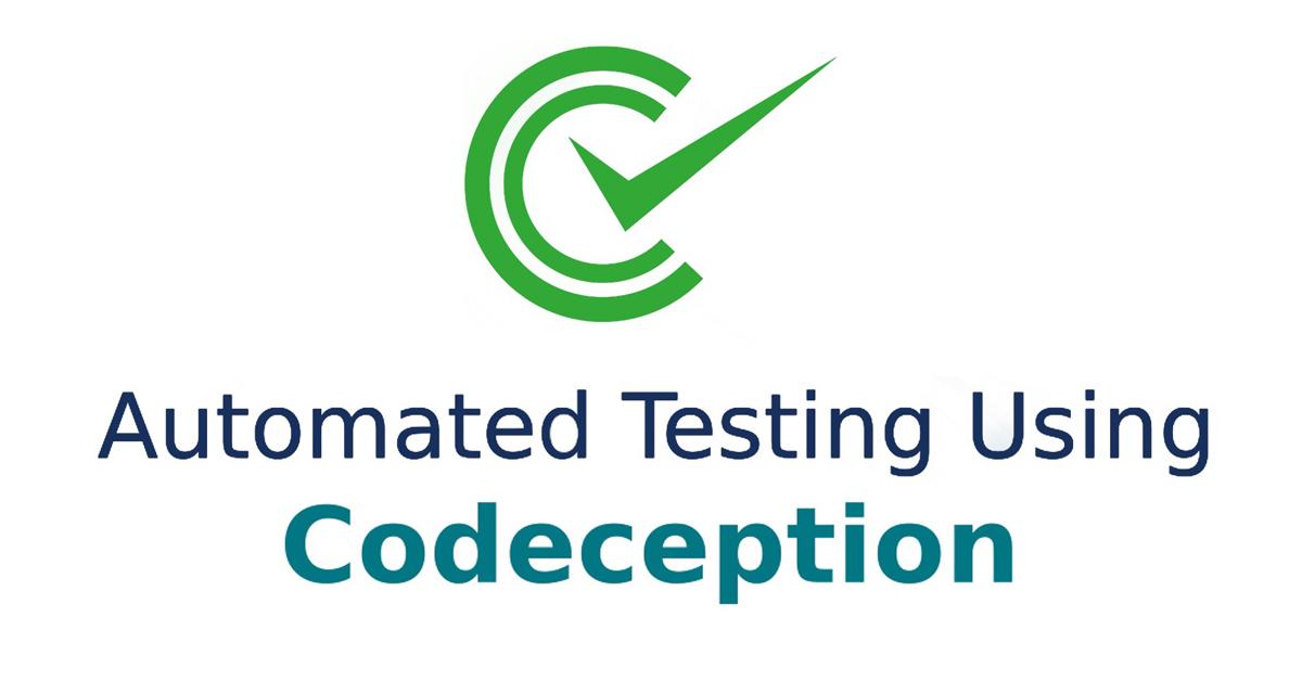 CodeCeption: Tự động hóa cho công việc testing