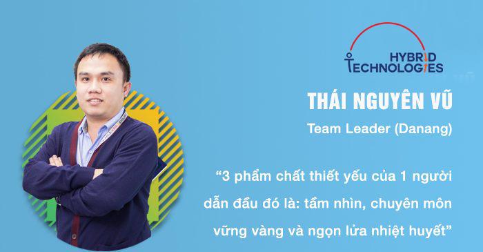 [2017] January_Thái Nguyên Vũ_Team Leader