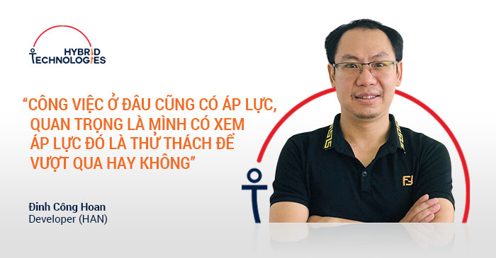 [2019] MAR 2019 - ĐINH CÔNG HOAN - DEVELOPER - HAN