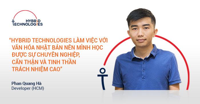 [2019] JAN 2019 - PHAN QUANG HÀ - DEVELOPER - HCM