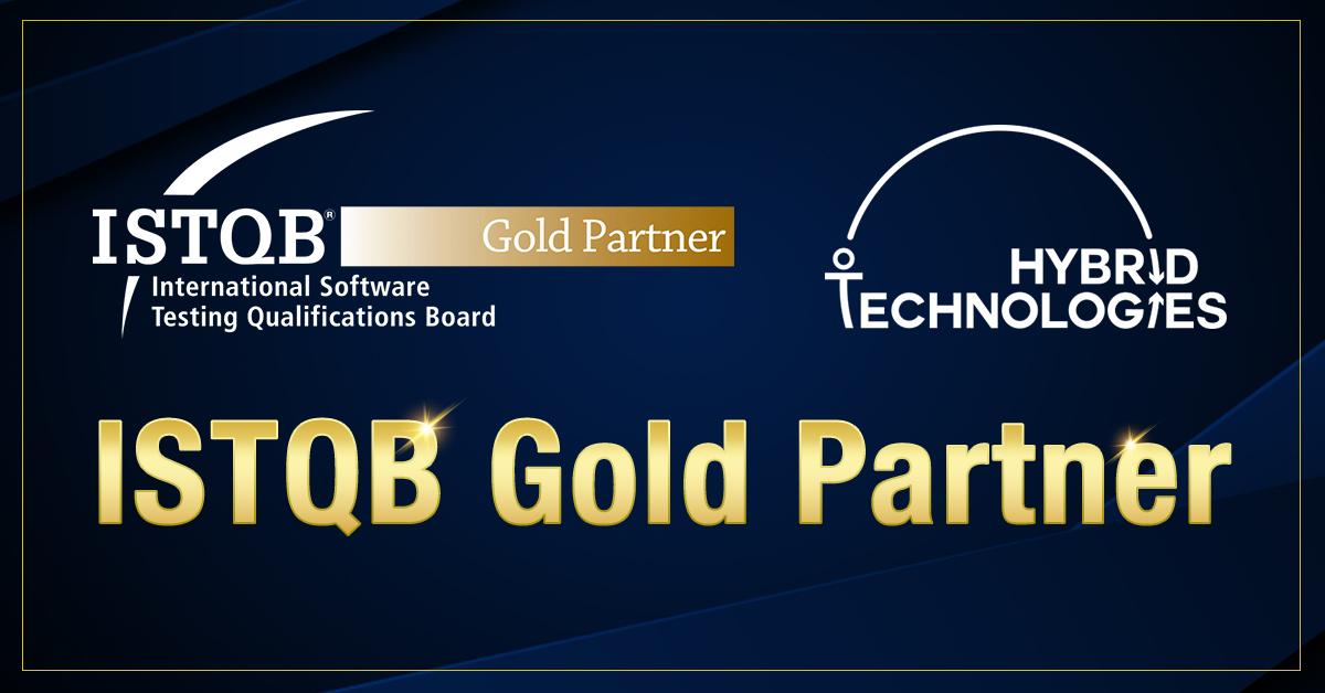 HYBRID TECHNOLOGIES VIỆT NAM chính thức trở thành GOLD PARTNER của ISTQB