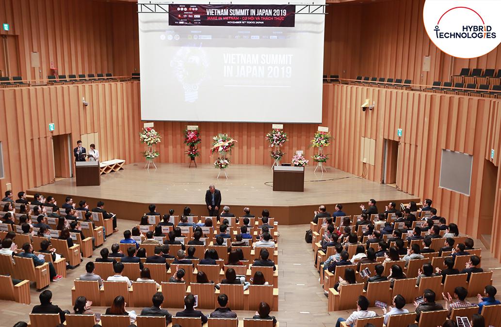 CON ĐƯỜNG ĐỒNG HÀNH CÙNG VIETNAM SUMMIT IN JAPAN 2019
