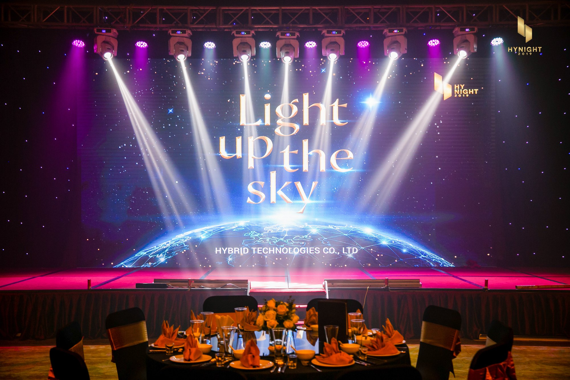 HYNIGHT VIETNAM 2019 – LIGHT UP THE SKY