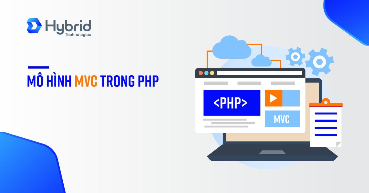 MÔ HÌNH MVC TRONG PHP