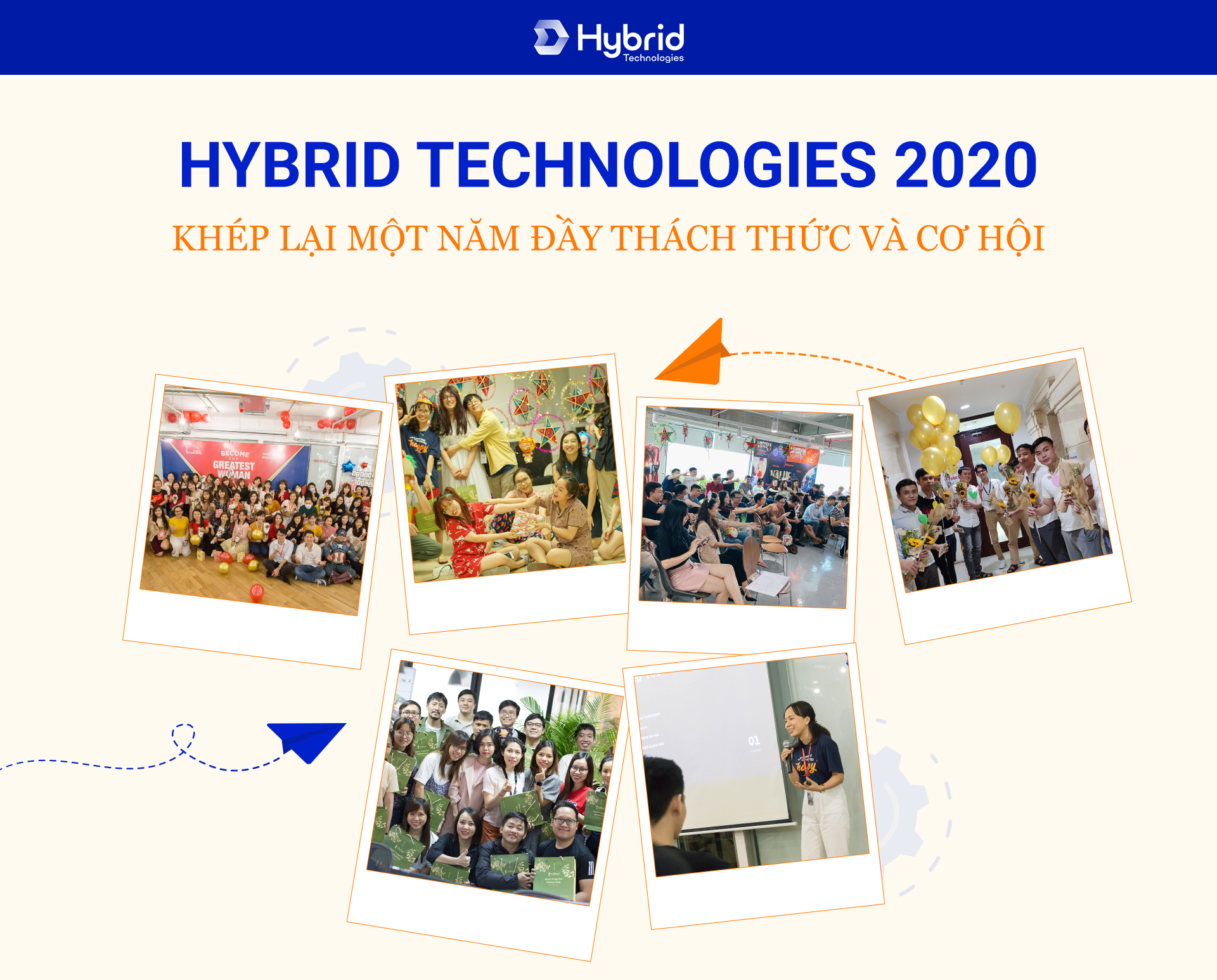 Hybrid Technologies 2020 – Khép lại một năm đầy thách thức và cơ hội